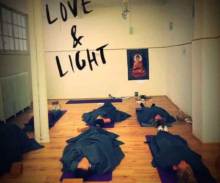 Relaxation Méditation Yoga NIdra