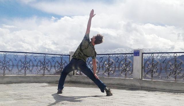 hatha yoga domicile