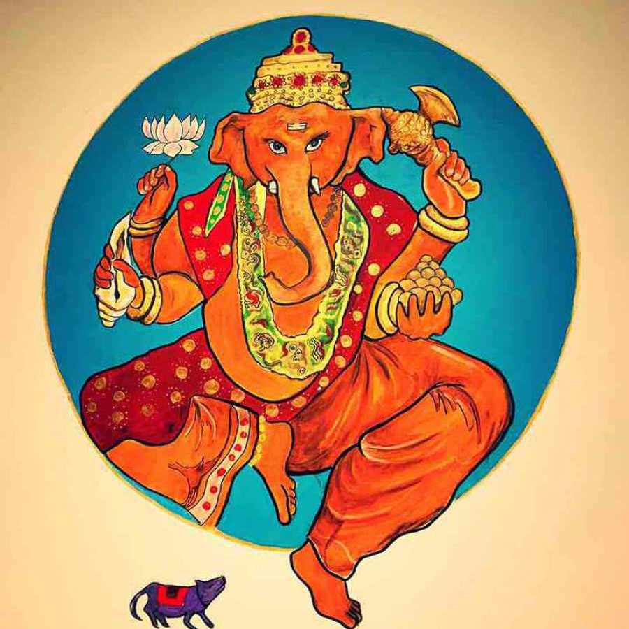 salle Yogsansara Picpus Ganesh