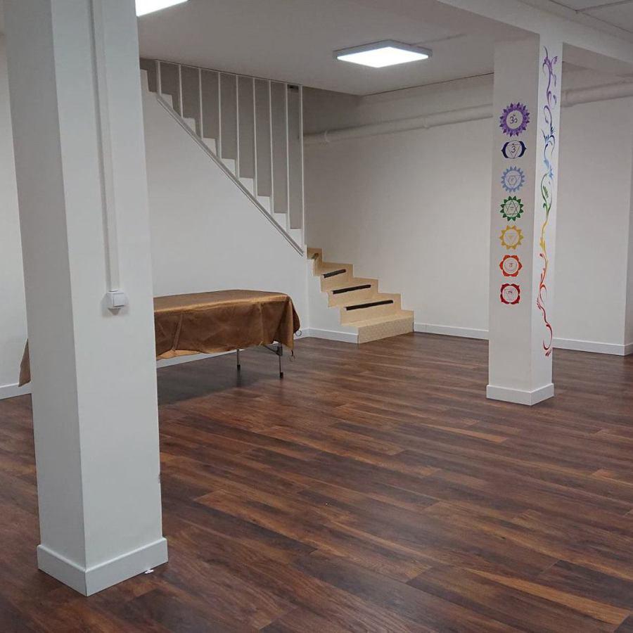 salle Yogsansara Picpus parquet