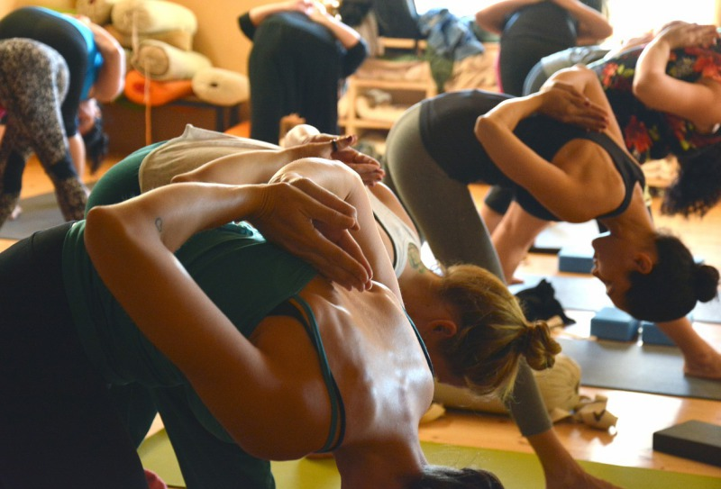 Ateliers yoga Stages yoga