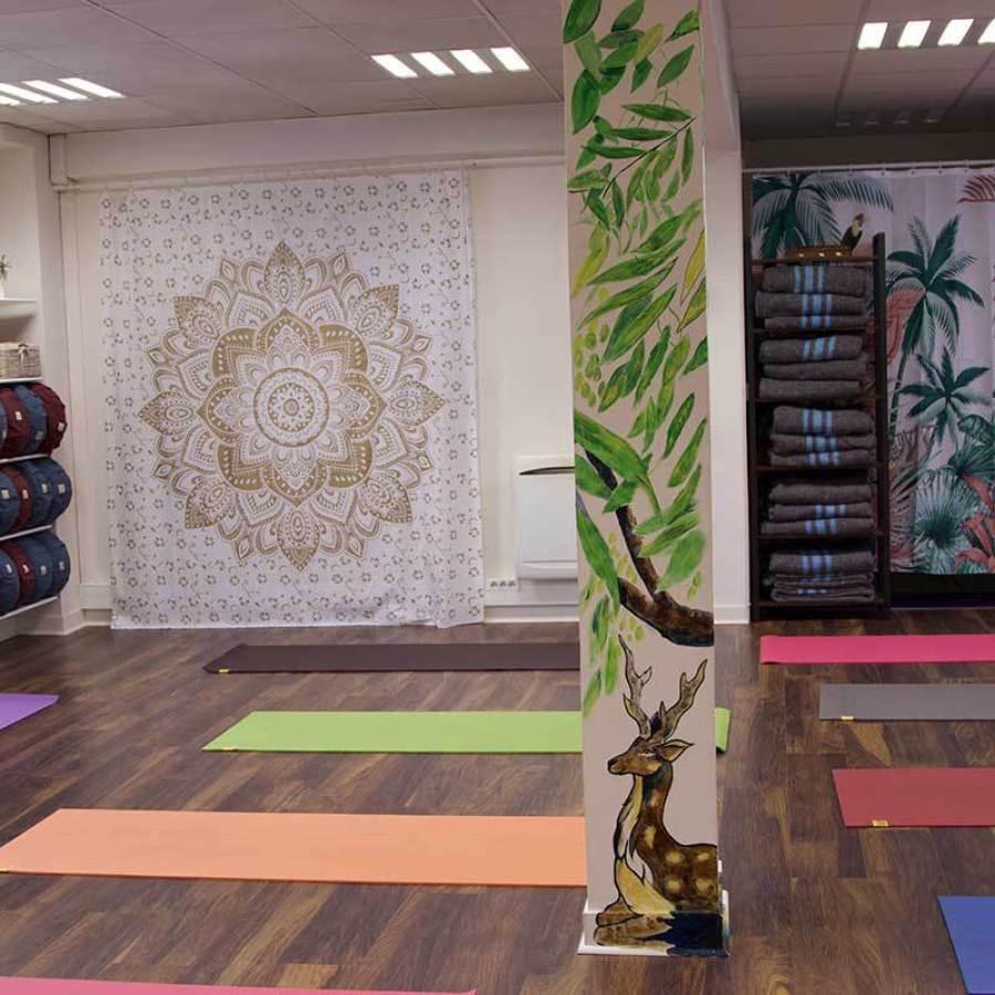 NamastéOm salle rue des marguettes Paris 12ème