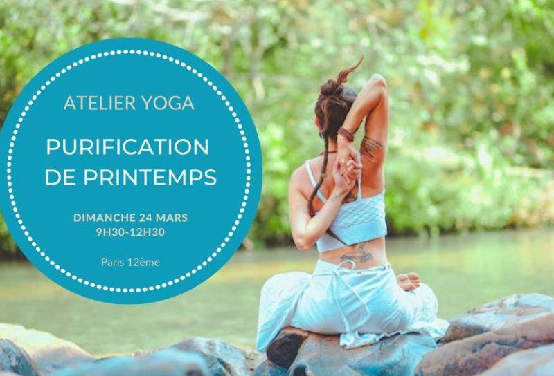 atelier yoga Equinoxe printemps